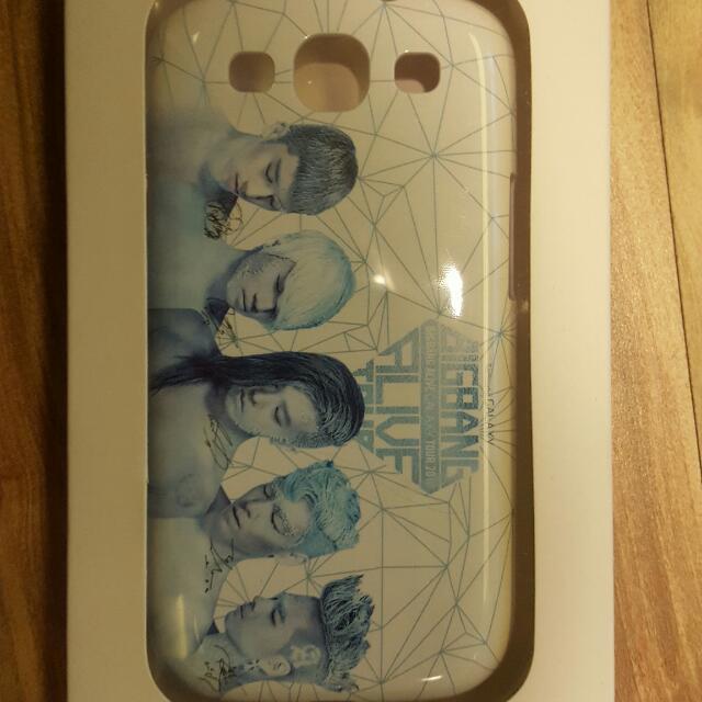 Samsung S3 Big Bang 保護殼