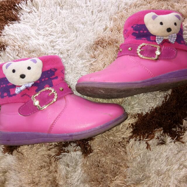 Sepatu Dans Anak