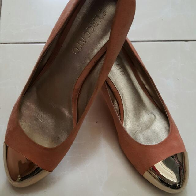 Sepatu Wedges Stacato
