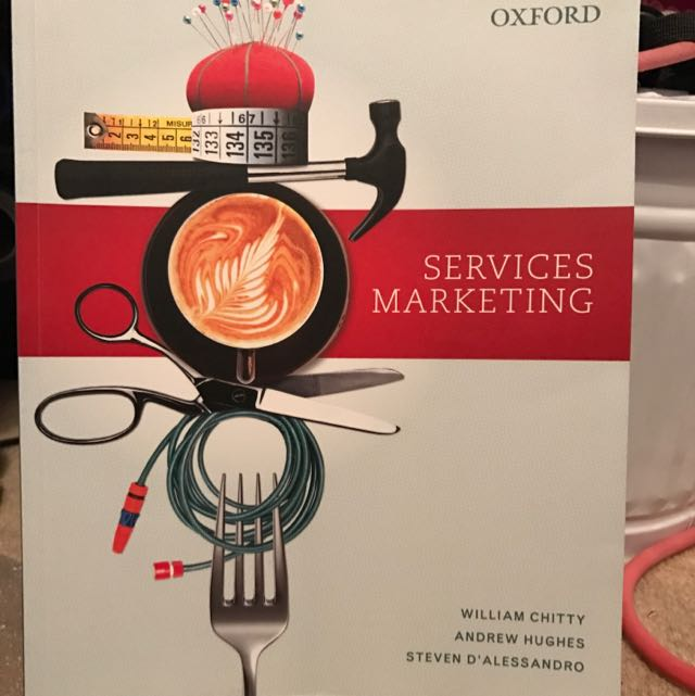 Services Marketing Textbook