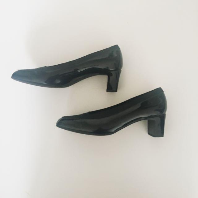 Short Heel Shoes Women's 8,5-9