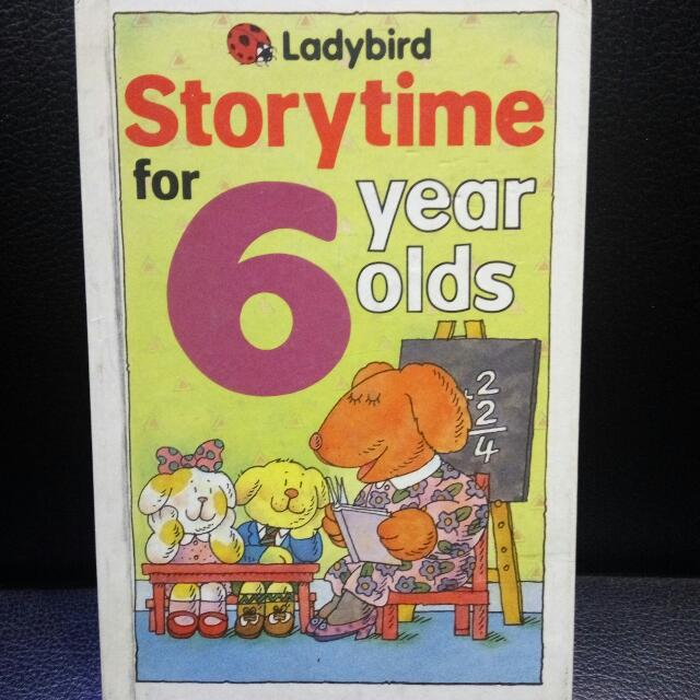Story Time For 6 Year Olds