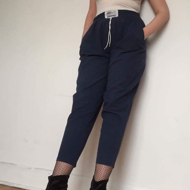 Vintage 80s/90s High Waisted Pants