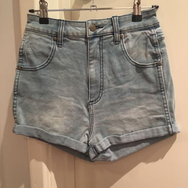 Wrangler Shorts Size 8