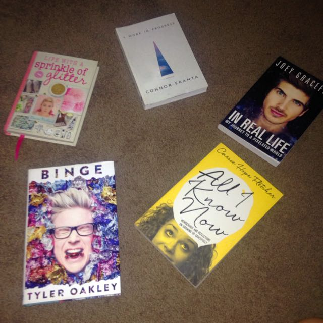Youtuber Books