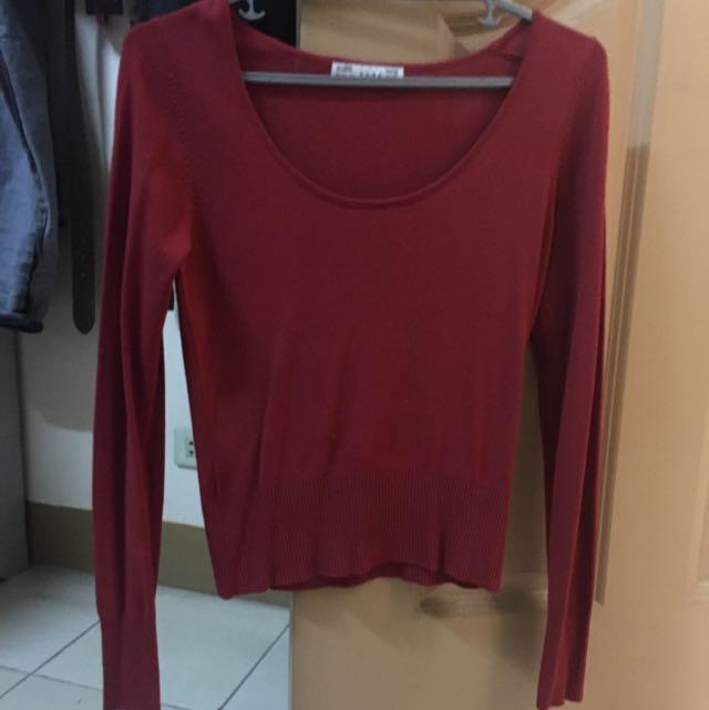 Zara Red Medium