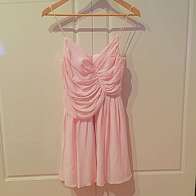 Zimmerman Dress size 8 Pale Pink