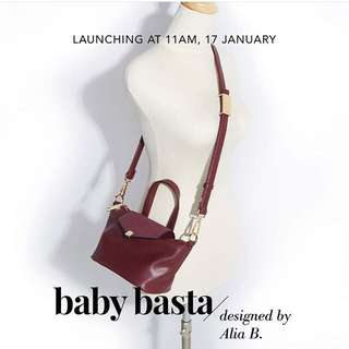 Baby Basta Authentic From Sometimes By Asian Designer