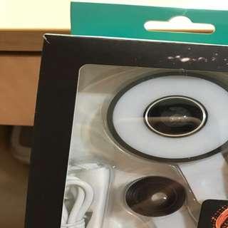 手機鏡頭 自拍鏡 自打光