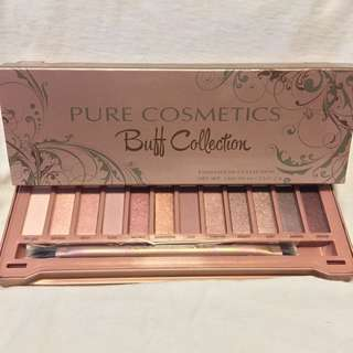 PURE COSMETICS Eyeshdow Pallette: Buff Collection