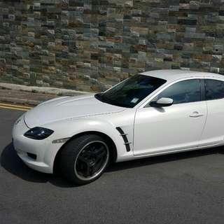 Mazda Rx8 Auto