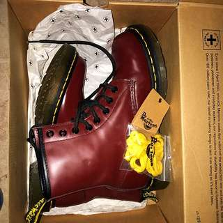 DR martens Air Cushion Soles