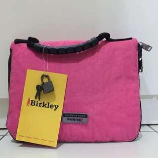 BN Packable Travel Nylon duffel bag candy pink