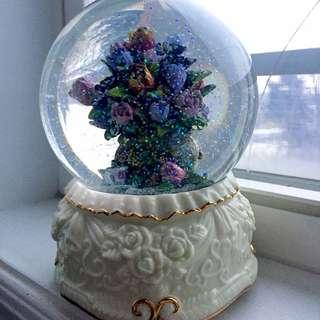 Floral Globe