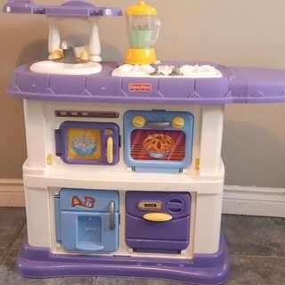 Beautiful Play Kitchen