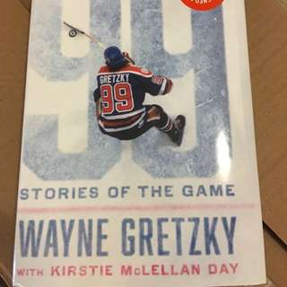 Wayne Gretzky Stories Of The Game