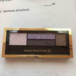 BN Max Factor Eyeshadow