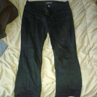 Black Tommy Hilfiger Jeans