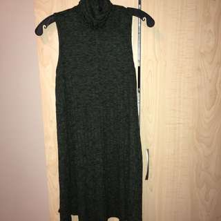 Forever 21 turtleneck dress S
