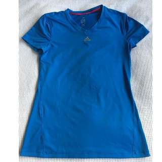 Adidas Ladies Climalite Activewear Top size M