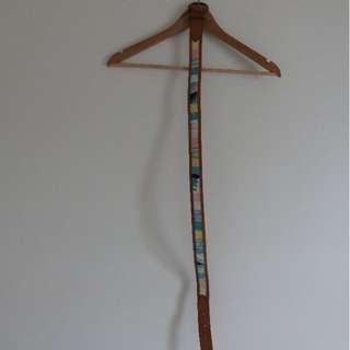 Hand Woven Guatemalan Belt