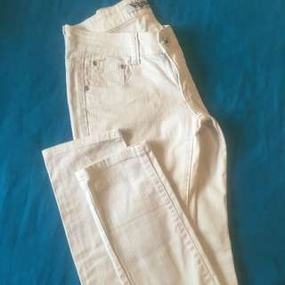 White Jeans **PRICE REDUCED **
