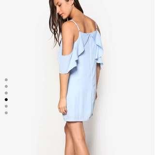 Reduce: Zalora Cold Shoulder Dress