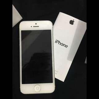Iphone 5 -16gb