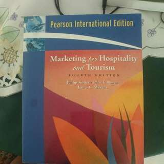 Marketing For Hospitality And Tourism Fourth Edition, Unisa Tourism Management Course Textbook