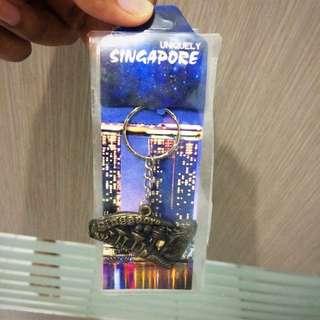 Gantungan Kunci Singapore