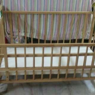 Preloved Baby Cradle  (Serious Buyer)