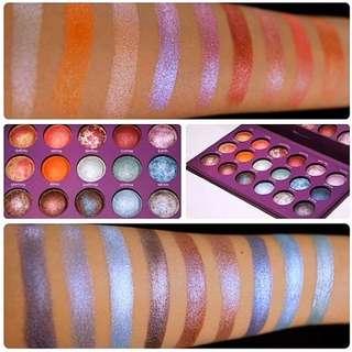 Galaxy Chic Palette
