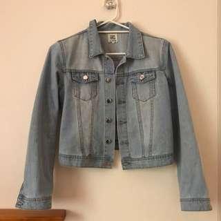 Denim Jacket Size 12