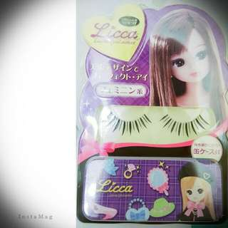 日本品牌 good day cosme licca eyelashes