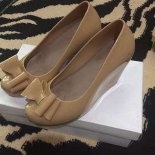 Jelly Wedges Shoes