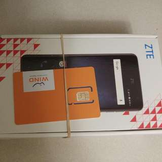 BNIB SEALED ZTE Grand X4