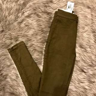 BNWT American Apparel High Waisted Pants