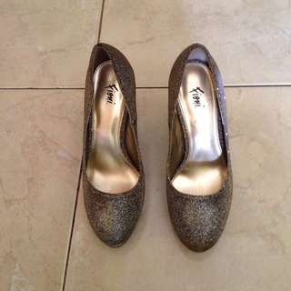 Fioni Shoes Glitter