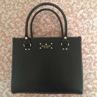 Fast sale! Kate Spade Wellesley Leather