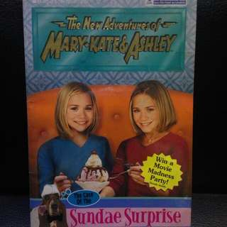 The Case Of The Sundae Surprise