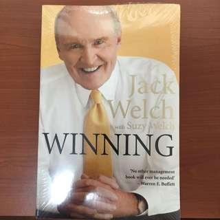 Jack Welsh- Winning