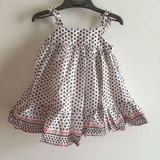 Baby Gap Dress + Undies Set 12-18m