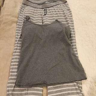 Nursing pajamas Size Medium