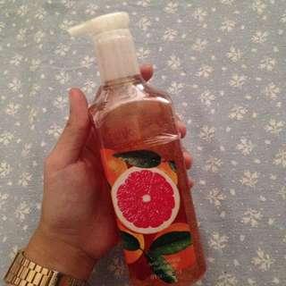 Pink Grapefruit Hand soap