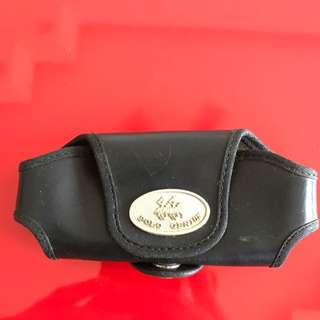 Polo Handphone Pouch Genuine Leather
