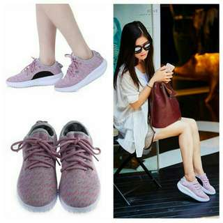 💟PO SALE! Pink Casual Sports Shoes💟