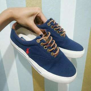 (NEW PRICE) Authentic POLO Ralph Lauren Shoes