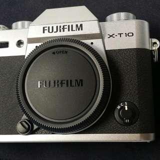 Fujifilm XT10 Body 單機身 銀色