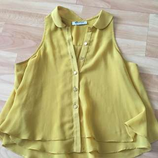 Blockout Top Size 8
