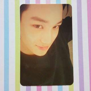 EXO EX'ACT (Korean/Lucky One) Photocard - Kai